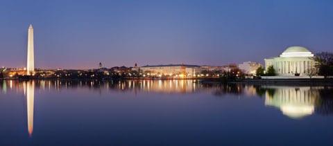 Washington DC night