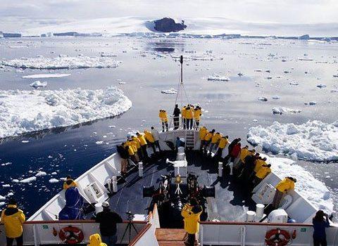 Antarctic cruise