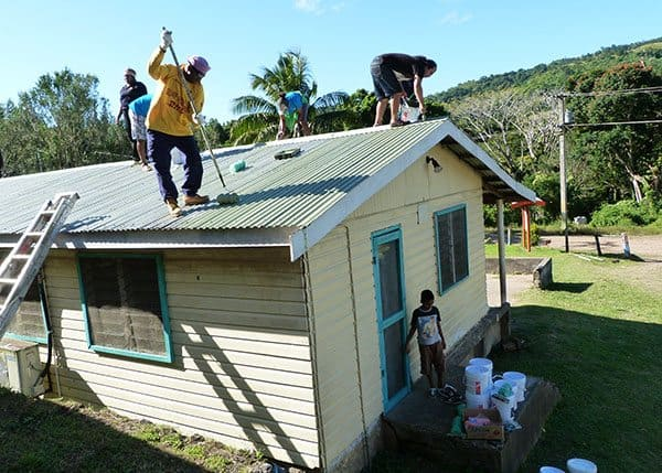 Outrigger community projects