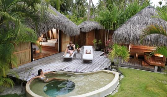 Pearl garden villa with pool