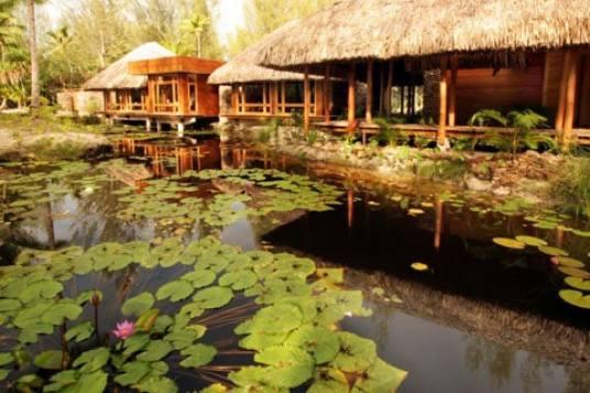 Pearl Resort spa