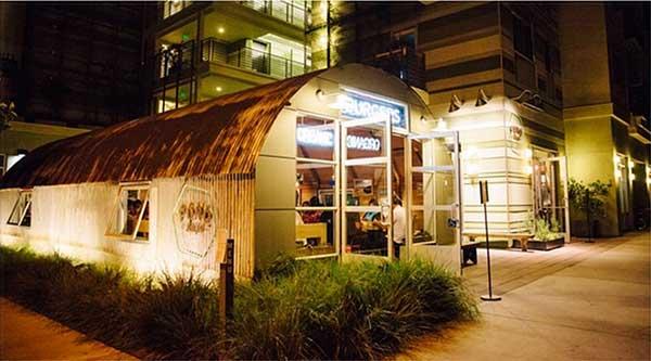 Santa Monica burgers