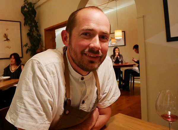 Roots restaurant owner