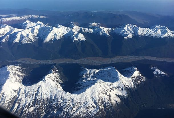 Southern Alps NZ