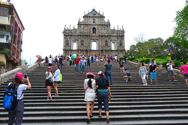 St Pauls Macau