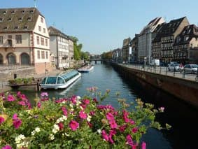 Strasbourg by rail