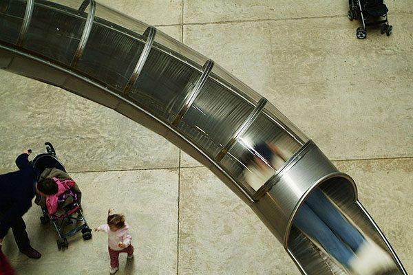 Tate Modern slide
