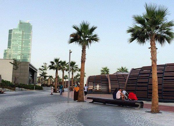 Dubai Beach loos