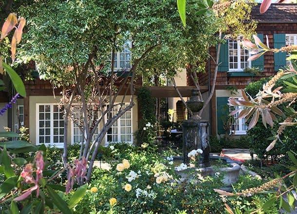 The Chaplin apartments LA