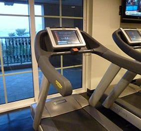 Westin Dubai gym
