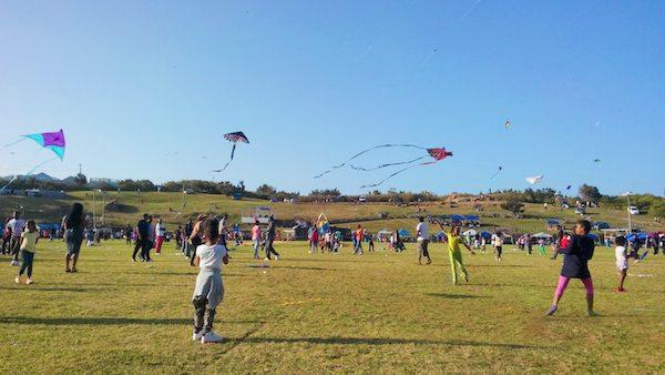 Easter kites
