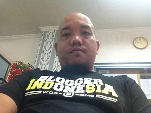Blogger Borneo di Kampus ABA Imam Bonjol Pontianak