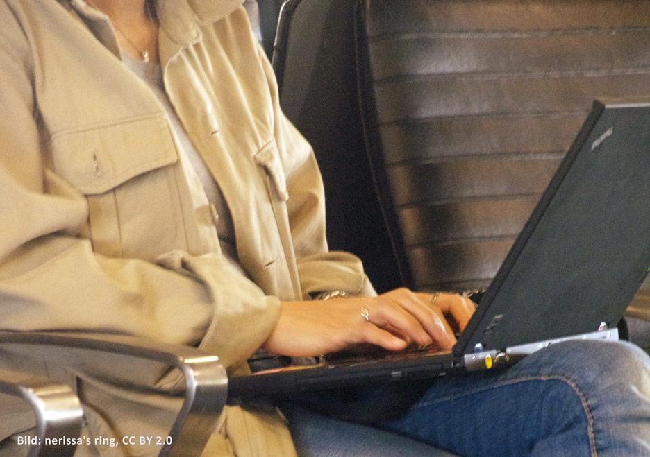 Bloggerclub lehnt Laptop-Verbot in Flugzeugen ab