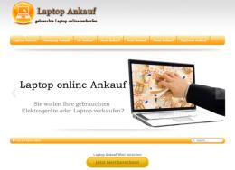 Laptop Ankauf - online Laptop verkaufen