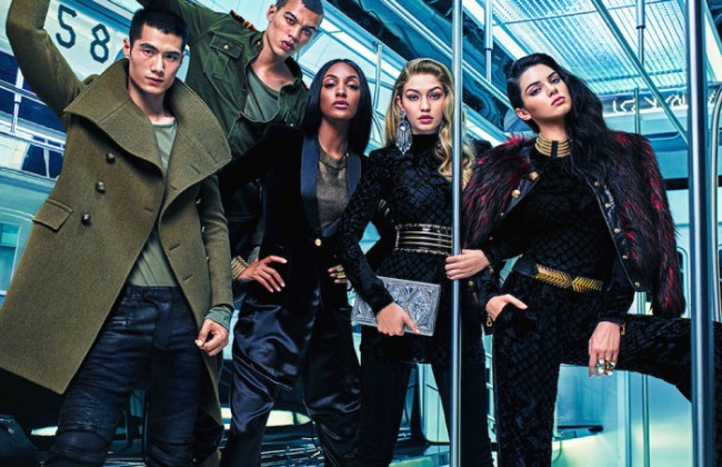 Kendall-Jenner-Gigi-Hadid-and-Jourdan-Dunn-by-Mario-Sorrenti-for-Balmain-x-HMs