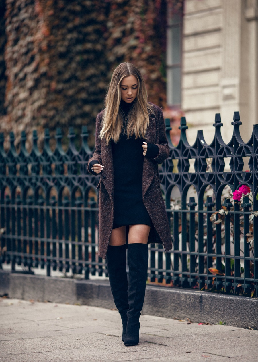 Tips to Help You Look Taller and Slimmer - lisa olsson blog