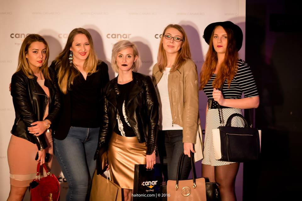 New Beauty Store in Town - Canar.ro with bloggers