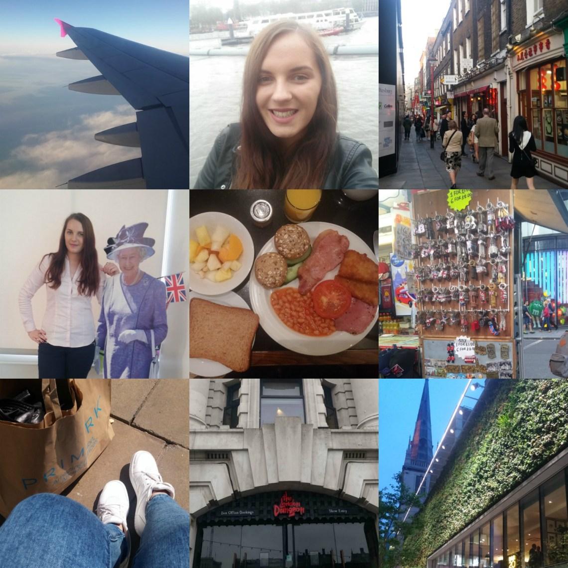 my travel to London - UK - Bloggerissa (1)