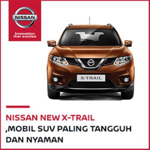 lomba menulis Nissan X-trail