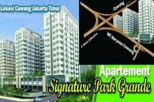 lokasi signature park grande