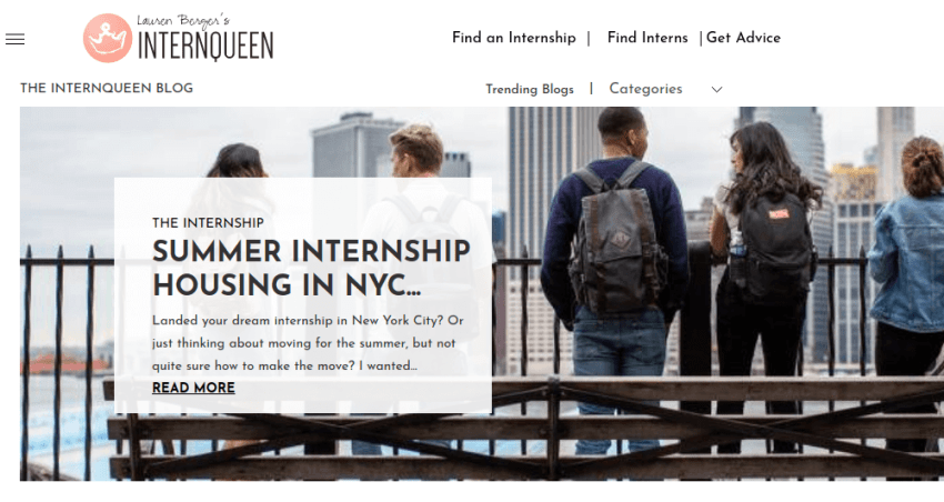 Blogs For College Students - InternQueen