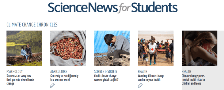 Blogs For College Students - Science News for Students