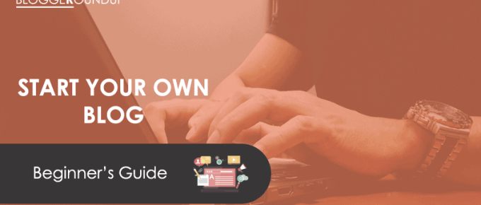 A Step by Step Guide to Start Blog in 2018