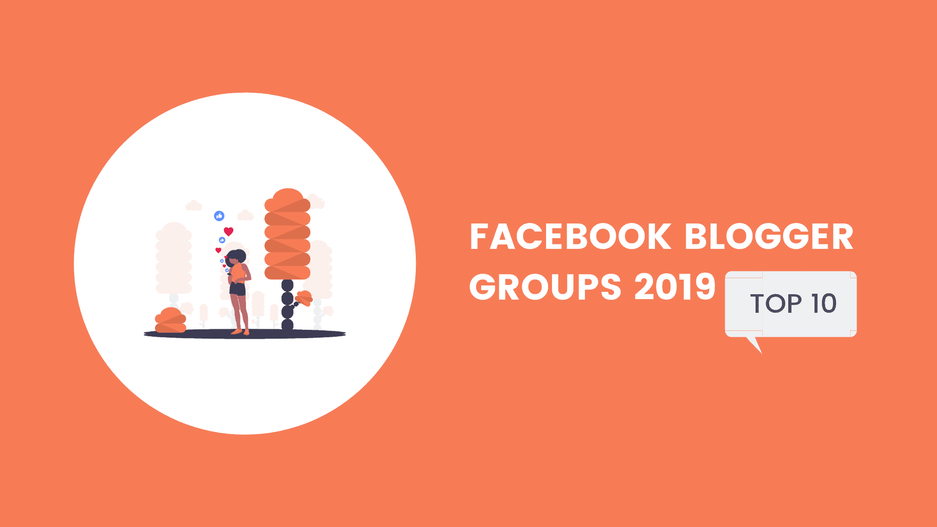 Facebook Blogger Groups 2019