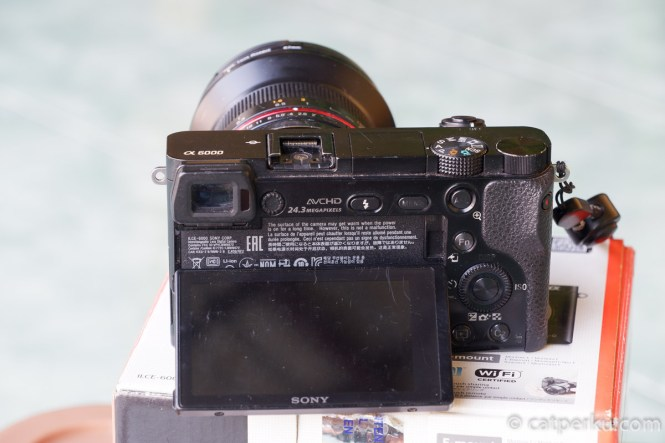 Jual Sony A6000 Harga 6.5jt