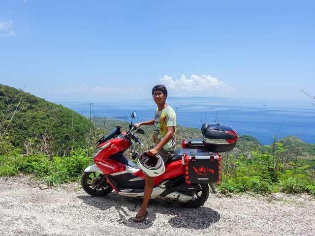 Seharusnya saya berada di Bali untuk buat beberapa konten motovlog sampai akhir februari 2020, namun karena virus corona yang makin merajalela, saya pun membatalkannya.