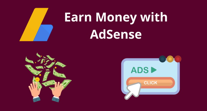 earn money with AdSense
