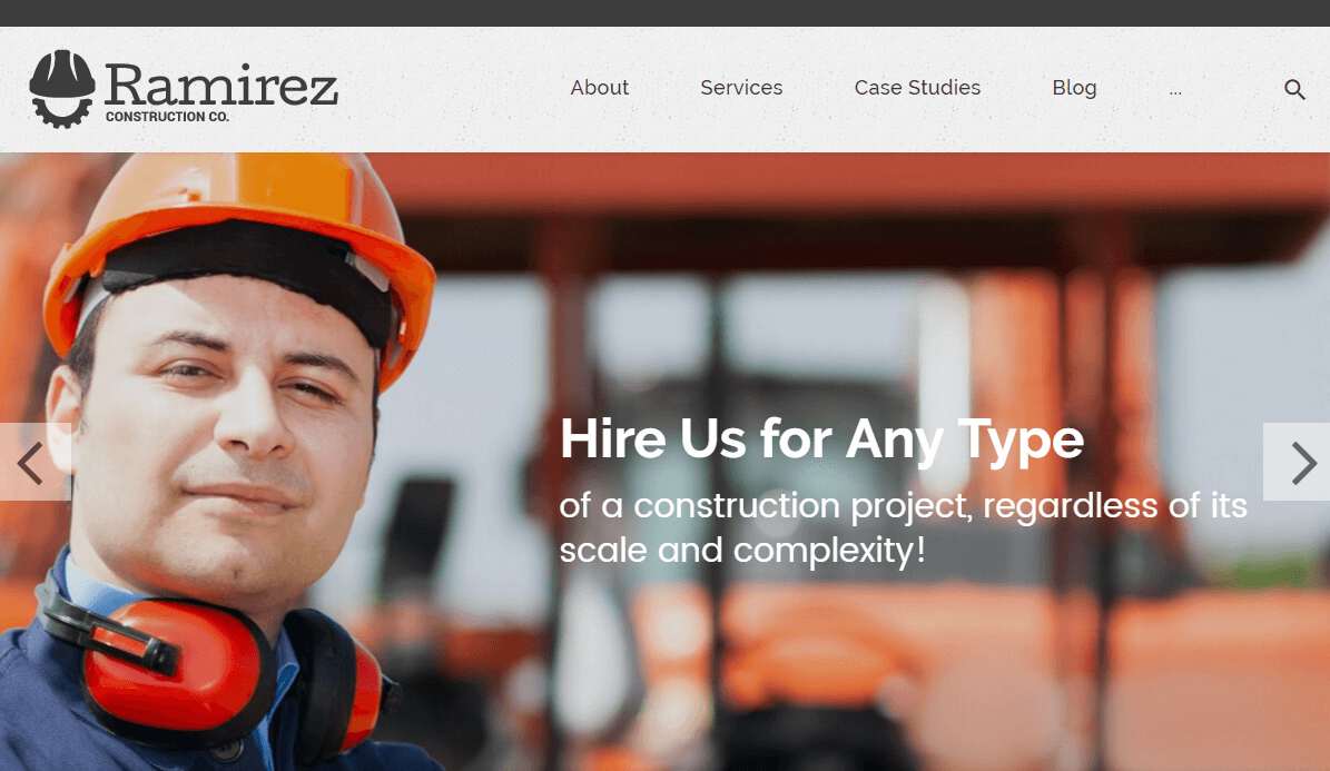 Top 5 Architecture & Construction Company WordPress Themes