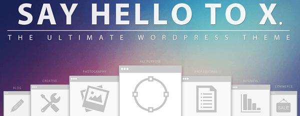 X The Ultimate WordPress Theme 2014 (2)
