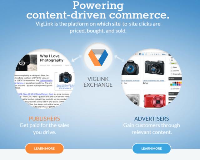 Make Money With VigLink