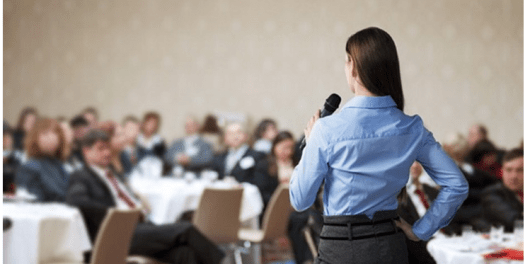 How to use Blogging & Community Building to Master Public Speaking