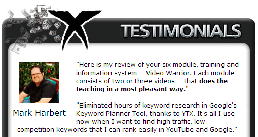 Magic YouTube Xtractor Testimonials