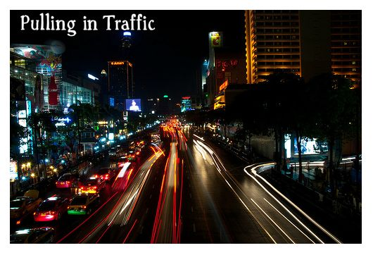 Pulling in Traffic - Google Ranking Factor