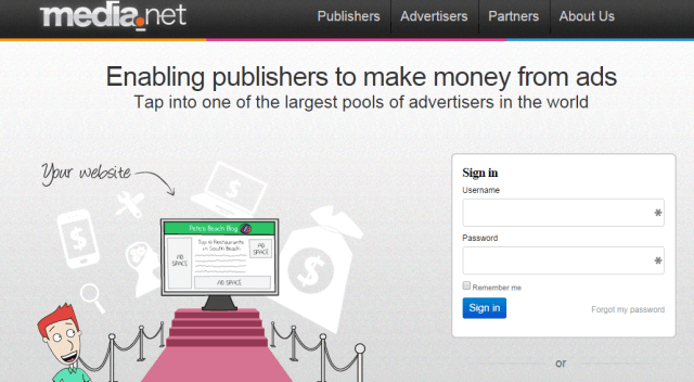 Media.Net Google Adsense Alternatives for Bloggers