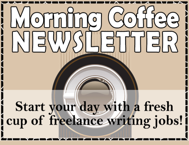 Morning Coffee Newsletter -freelance jobs in india