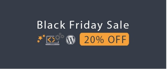 Authorhreview Plugin blackfriday deals