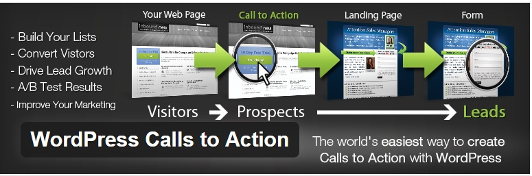 Calls to Action for your WordPress site