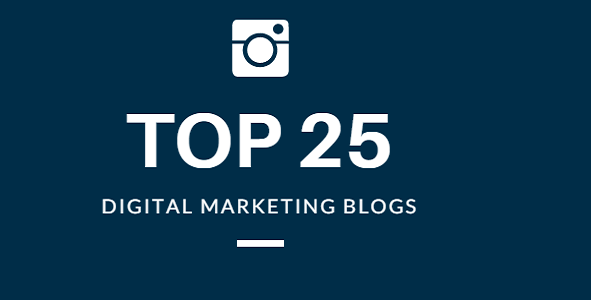 25 Top Digital Marketing Blogs