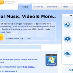 Orbit Downloader YouTube download manager