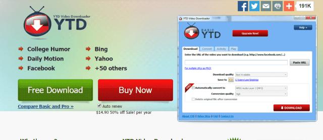 YTD Video Converter
