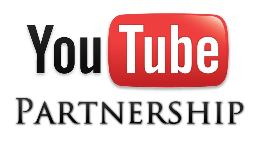Youtube partnnership
