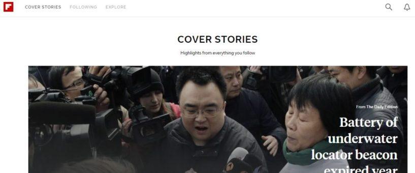 Flipboard for bloggers