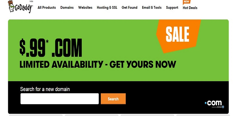 Godaddy Domain promo code coupon