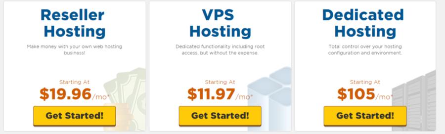 HostGator Website Hosting Services VPS Hosting Dedicated Servers