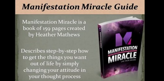 Manifestation Miracle Lazy Person Secret to Make Money Review