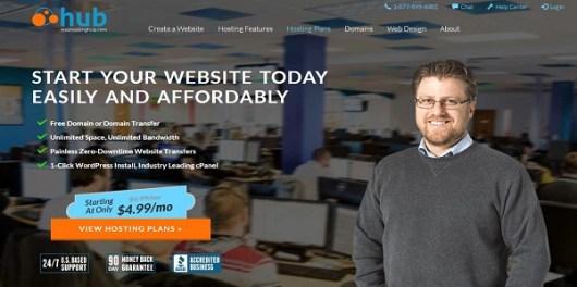 Webhostinghub review and ratings